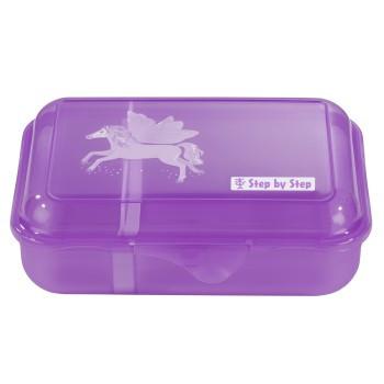 "Step by Step Lunchbox ""Fantasy Pegasus"", Lila"