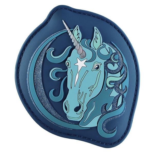 Vorderansicht Step by Step Magnetbilder MAGIC MAGS FLASH Mystic Unicorn