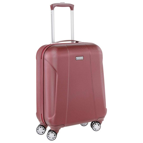 Vorderansicht Travelite Elbe Two Boardtrolley S 55 cm