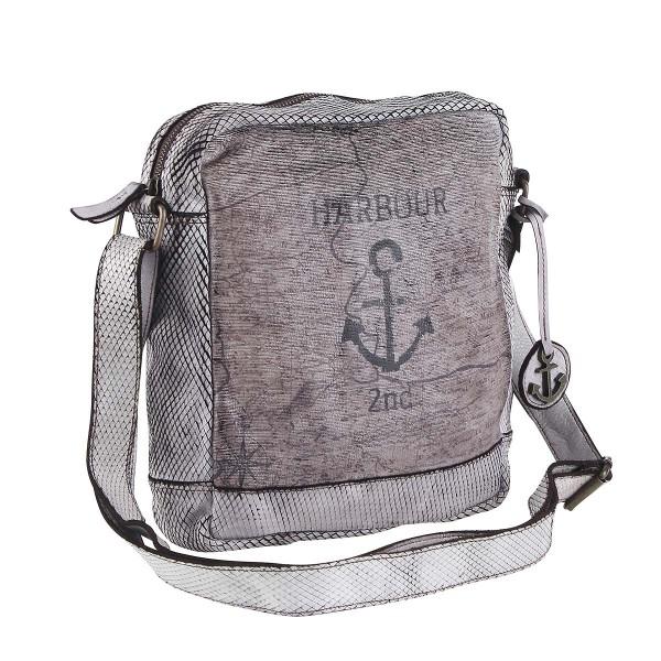 Vorderansicht Harbour 2nd Reißverschlusstasche Limited Anchor Cap Norte