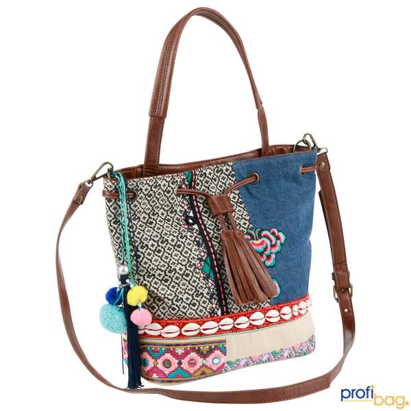 Desigual Beuteltasche Bols Arosa Silvana Hand Bag (61X52A6-3004)