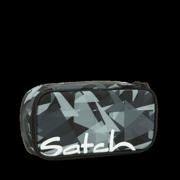 Vorderseite Satch Schlamperbox Gravity Grey