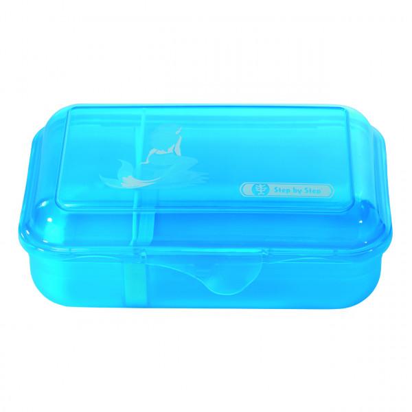 Step by Step Lunchbox Mermaid Blau