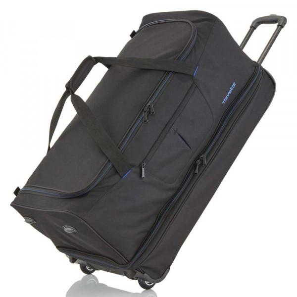 Vorderseite Travelite Basics Trolley Reisetasche mit Rollen L erweiterbar