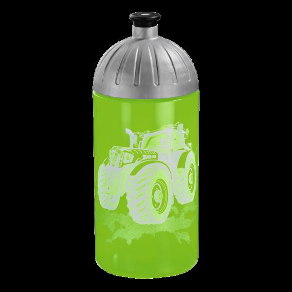 Step by Step Trinkflasche Green Tractor Grün