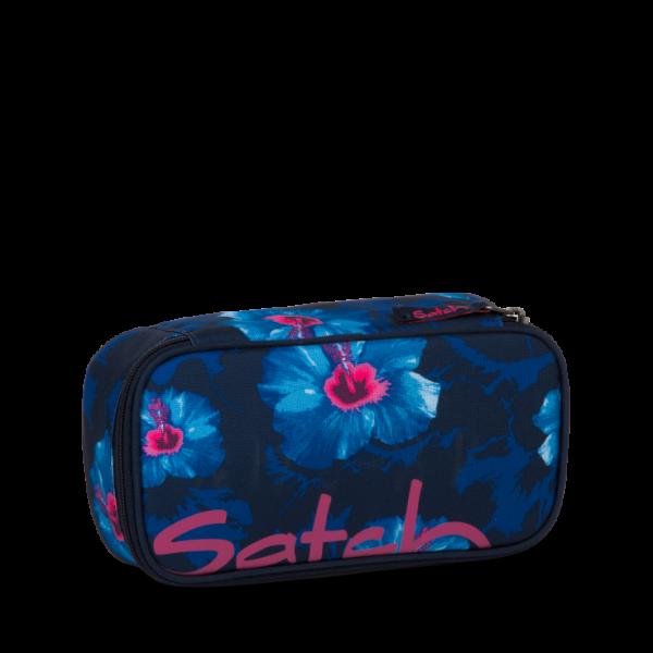 Vorderseite Satch Schlamperbox Waikiki Blue