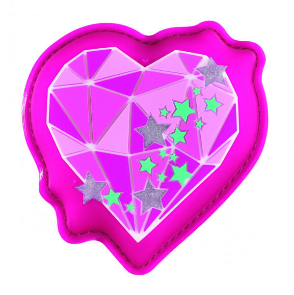 Step by Step Magnetbilder MAGIC MAGS FLASH Heart (139194)
