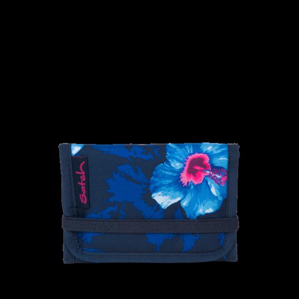 Satch Geldbeutel Waikiki Blue (SAT-WAL-001-9L2)