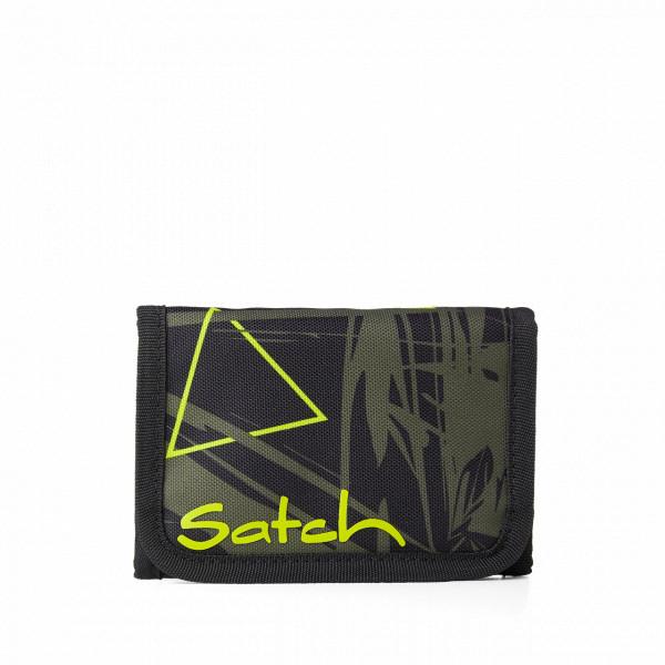 Satch Wallet Geldbeutel Geo Storm