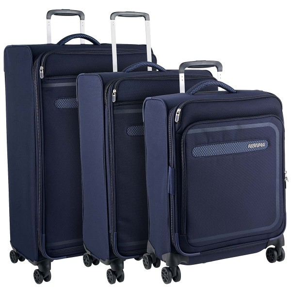 American Tourister Airbeat Spinner Set 3-teilig