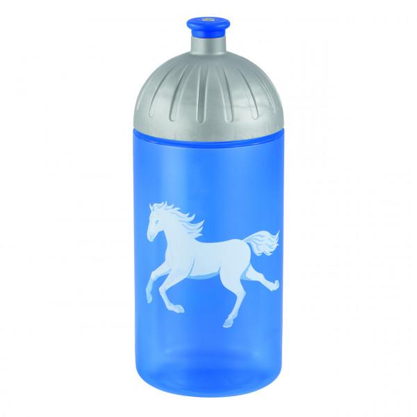 """Step by Step Trinkflasche """"Wild Horse"""", Blau"""