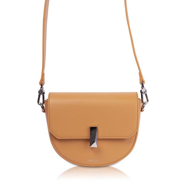 Inyati Damen Handtaschen Dora camel