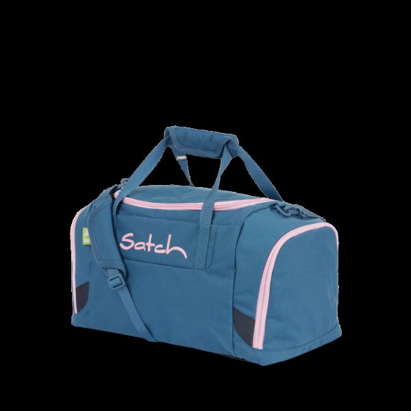Vorderansicht Satch Sporttasche Deep Rose 45 cm
