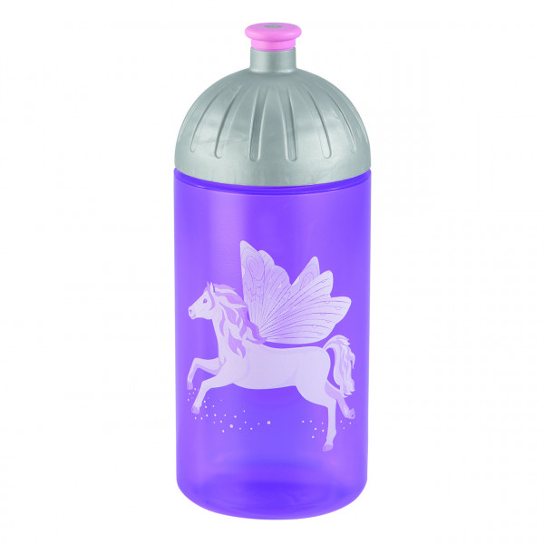 "Step by Step Trinkflasche ""Fantasy Pegasus"", Lila"