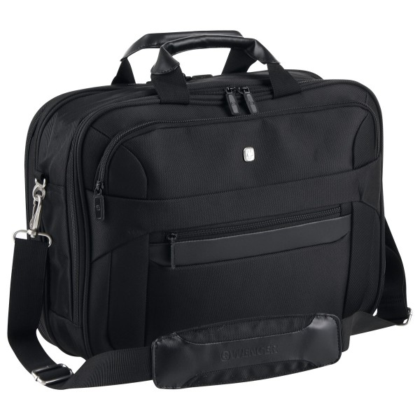 Vorderansicht Wenger Basic Collection Businesstasche 16""