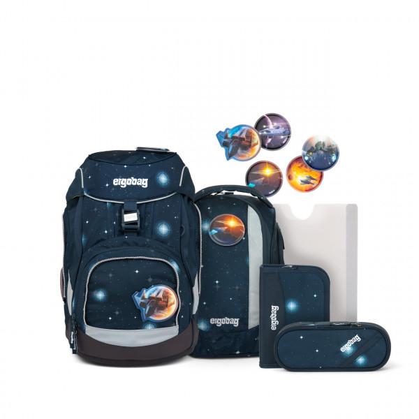 ergobag pack Schulrucksack-Set KoBärnikus Glow (2021)