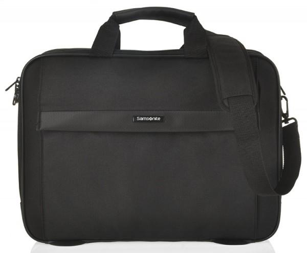"Samsonite Classic 2 ICT Laptop Aktentasche Office Case 16"""