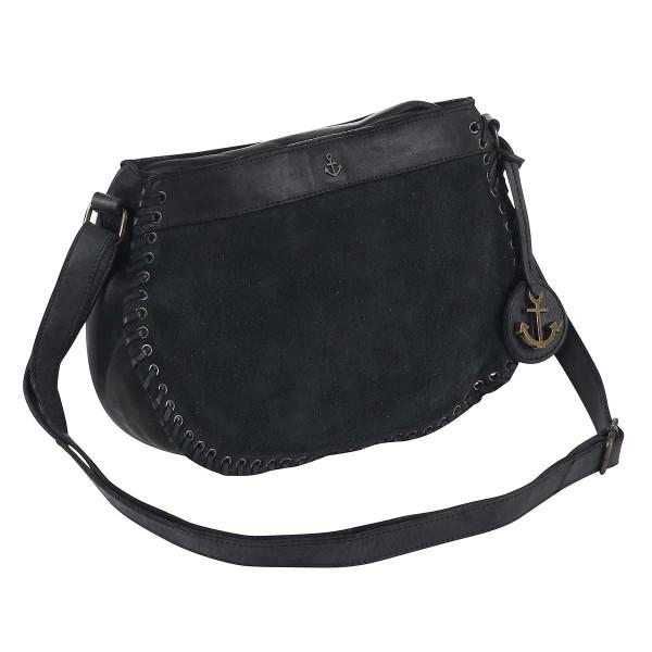 Vorderansicht 2nd Handtasche Reißverschlusstasche Zenia