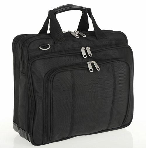 Vorderansicht D&N Basic Businesstasche 38 cm
