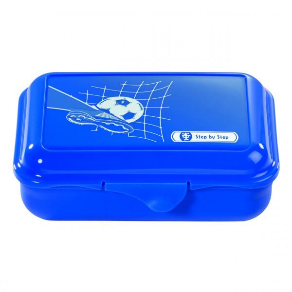 Step by Step Lunchbox Soccer Team Blau