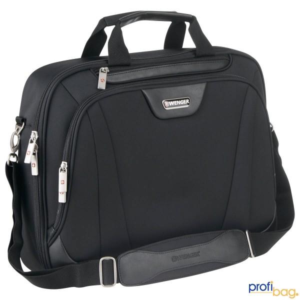 Vorderansicht Wenger Business Deluxe RV-Businesstasche