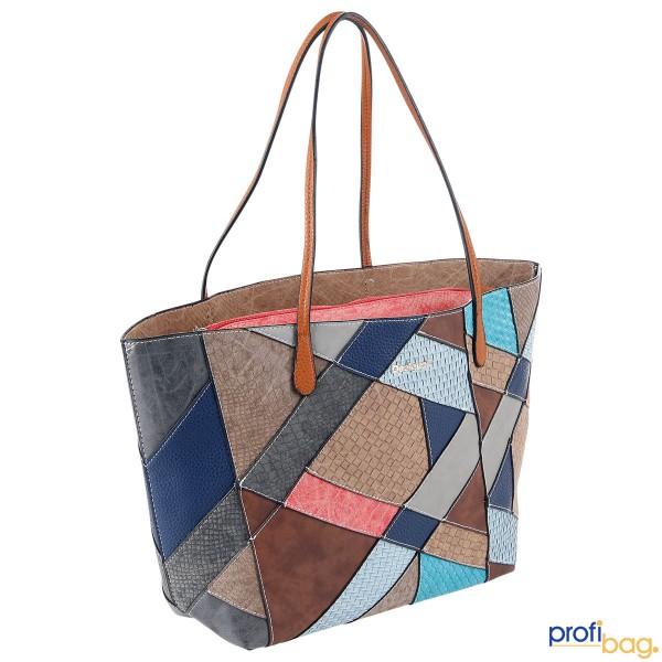 discount sale competitive price online shop Desigual Shopper Bag Bols Capri Atlas (71X9YF8-6001)