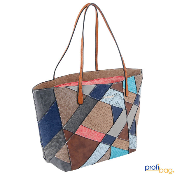 Vorderseite Desigual Shopper Bag Bols Capri Atlas