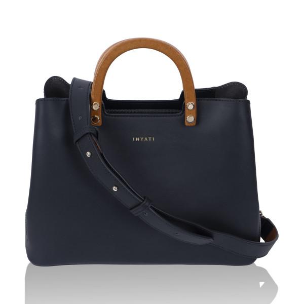 Inyati Damen Handtaschen Inita schwarz