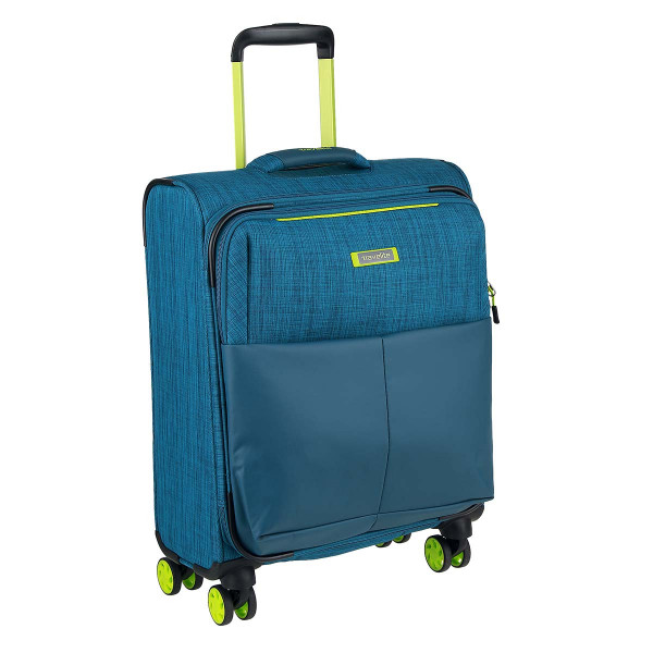 Vorderseite Travelite Proof 4-Rad Bordtrolley S 55 cm