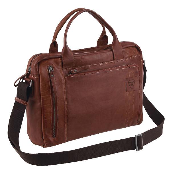 Vorderansicht Strellson Business-Tasche Briefbag Upminster SHZ