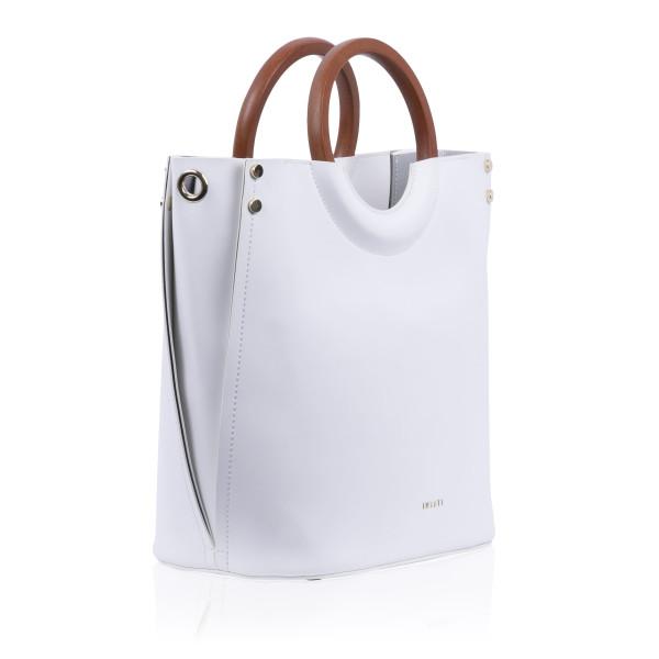 Inyati Damen Handtaschen Viviana weiß