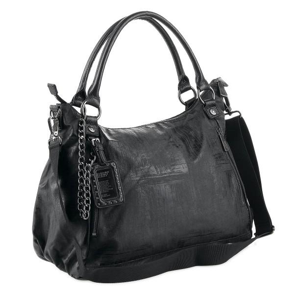 George Gina & Lucy JParadise Handtasche schwarz midnightbrush