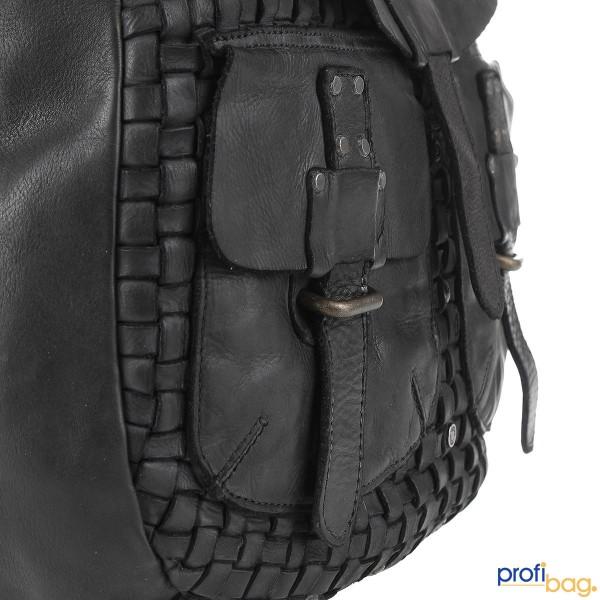 Tasche aus Leder Adele im Harbour 2nd Sale schwarz