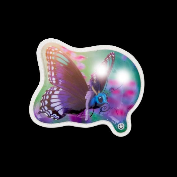 Ergobag Blinkie-Klettie Feenwelt