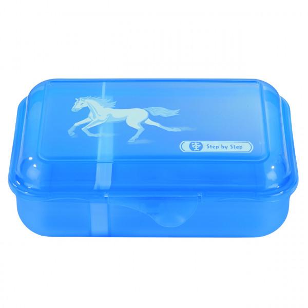 "Step by Step Lunchbox ""Wild Horse"", Blau"