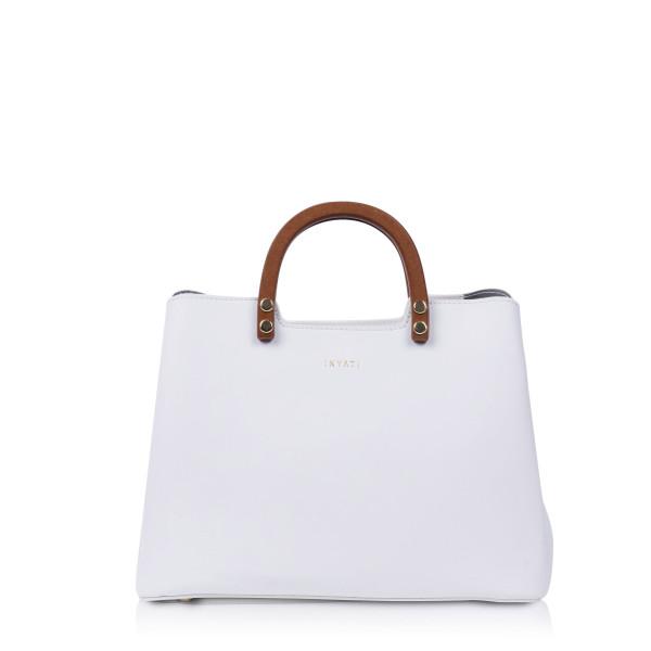 Inyati Damen Handtaschen Inita weiß