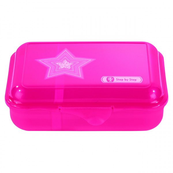 "Step by Step Lunchbox ""Glamour Star"", Pink"
