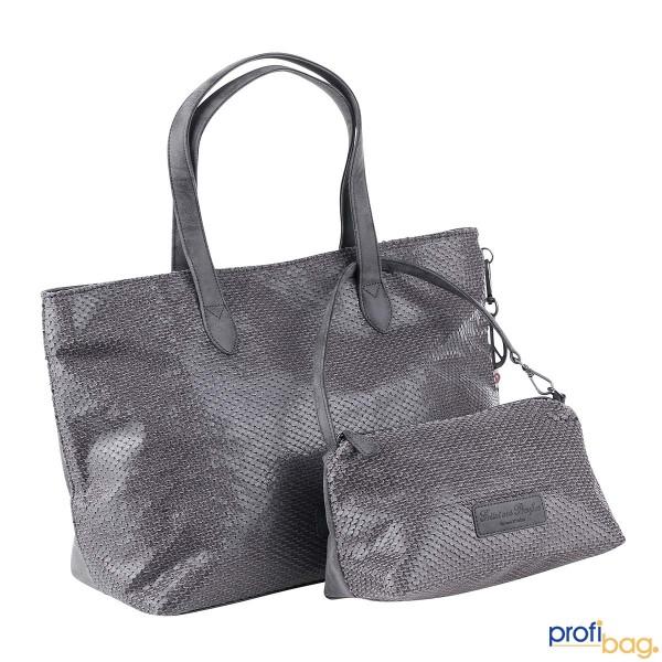 herausnehmbare Tasche mit Innenfach und Reißverschluss