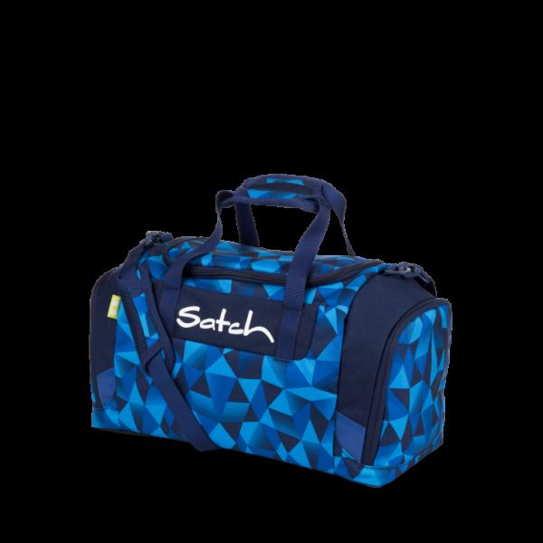 Vorderansicht Satch Sporttasche Blue Crush 45 cm