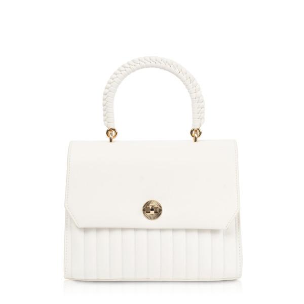 Inyati Damen Handtaschen Gesine weiß