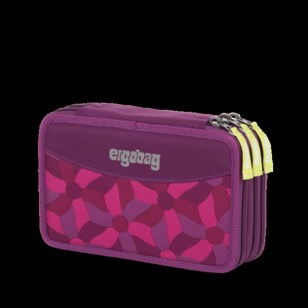 Vorderseite Ergobag Maxi-Mäppchen NachtschwärmBär