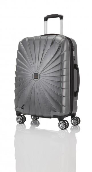 Vorderansicht Titan Triport 4-Rollen Trolley Hartschale M 65 cm