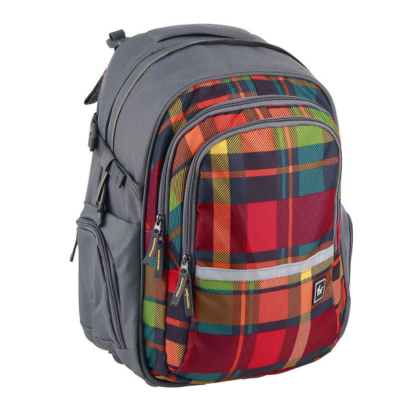 All Out by HAMA Schulrucksack Filby Woody Orange (138547)