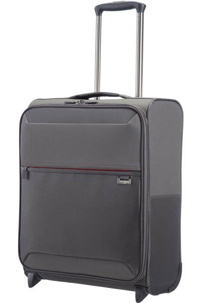 Samsonite Short-Lite 2 Rollen-Trolley Upright 50 cm platin grey
