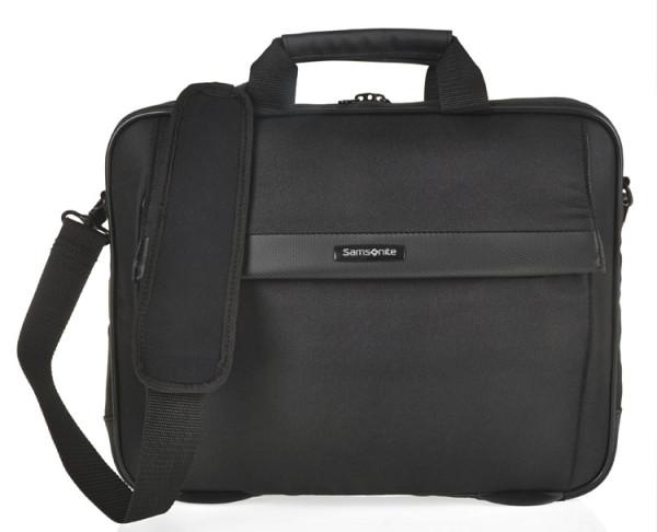 """Samsonite Classic 2 ICT Laptop Aktentasche Office Briefcase 16"""""""